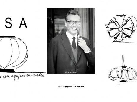 Jose Antonio Coderch y Tunds: Pasión por desarrollar y materializar Ideas